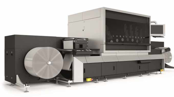 The launch of the Canon Oce LabelStream 4000 Series is reported in L&L issue 4, 2018