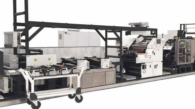 This new 22in width machine will be on display at Labelexpo Americas 2018 in September and then installed in Heartland's Wisconsin facility following the exhibition