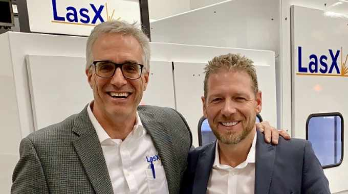 LasX updates leadership team with new president and CEO