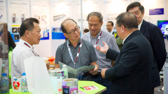 The Thailand location makes sense in terms of the wider Labelexpo portfolio