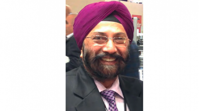 Harveer Sahni, chairman of Weldon Celloplast discusses history of Indian label printing